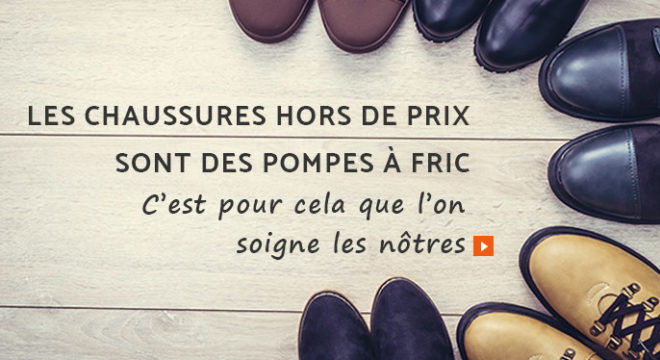 Promo LE REPERE Octobre Chaussures